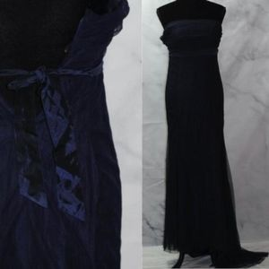 Vera Wang Strapless Gown (10)